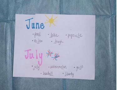 summertime speech